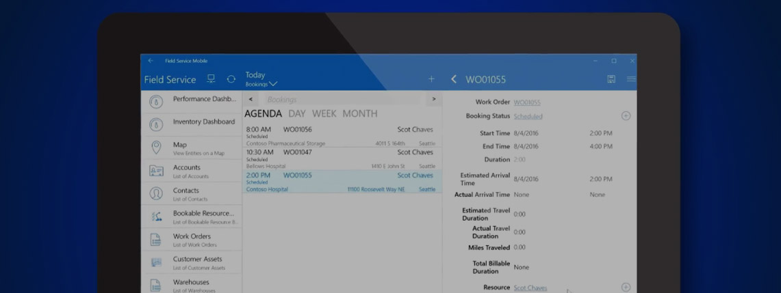 Microsoft Dynamics 365 for Field Service   ACW Solutions